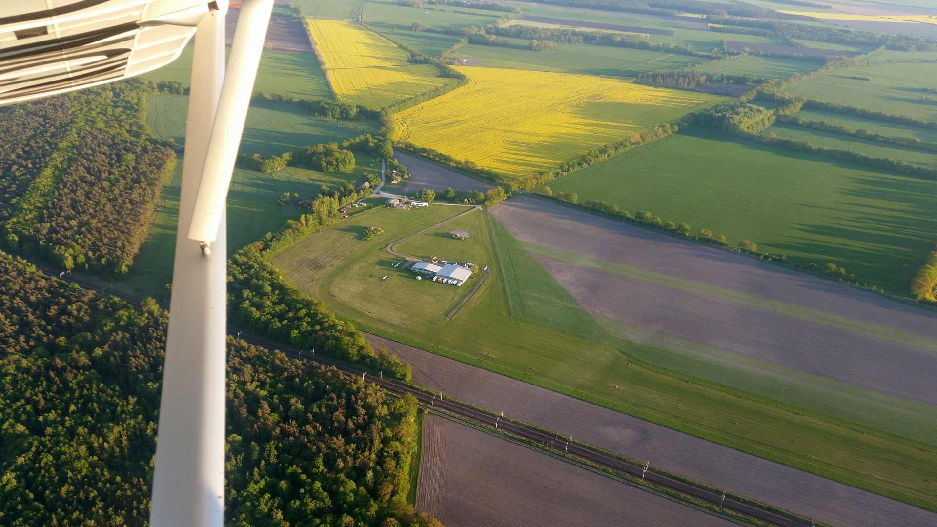 Sportpilot werden mit Airman Fliegerschule